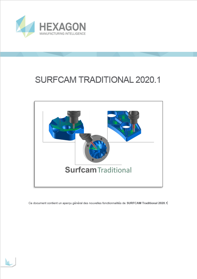 SURFCAM What's New